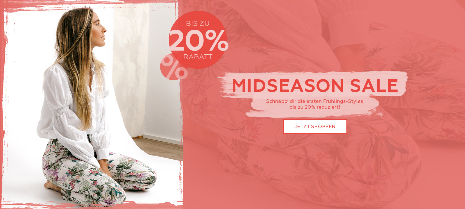 Midseason Sale bei Angels Jeans