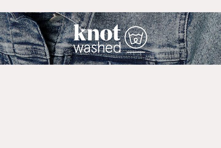 Resscourenschonendes Waschverfahren für die Angels Jeans
